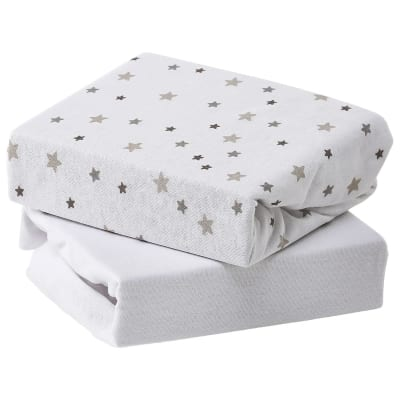 2 Pack Sheets - Crib