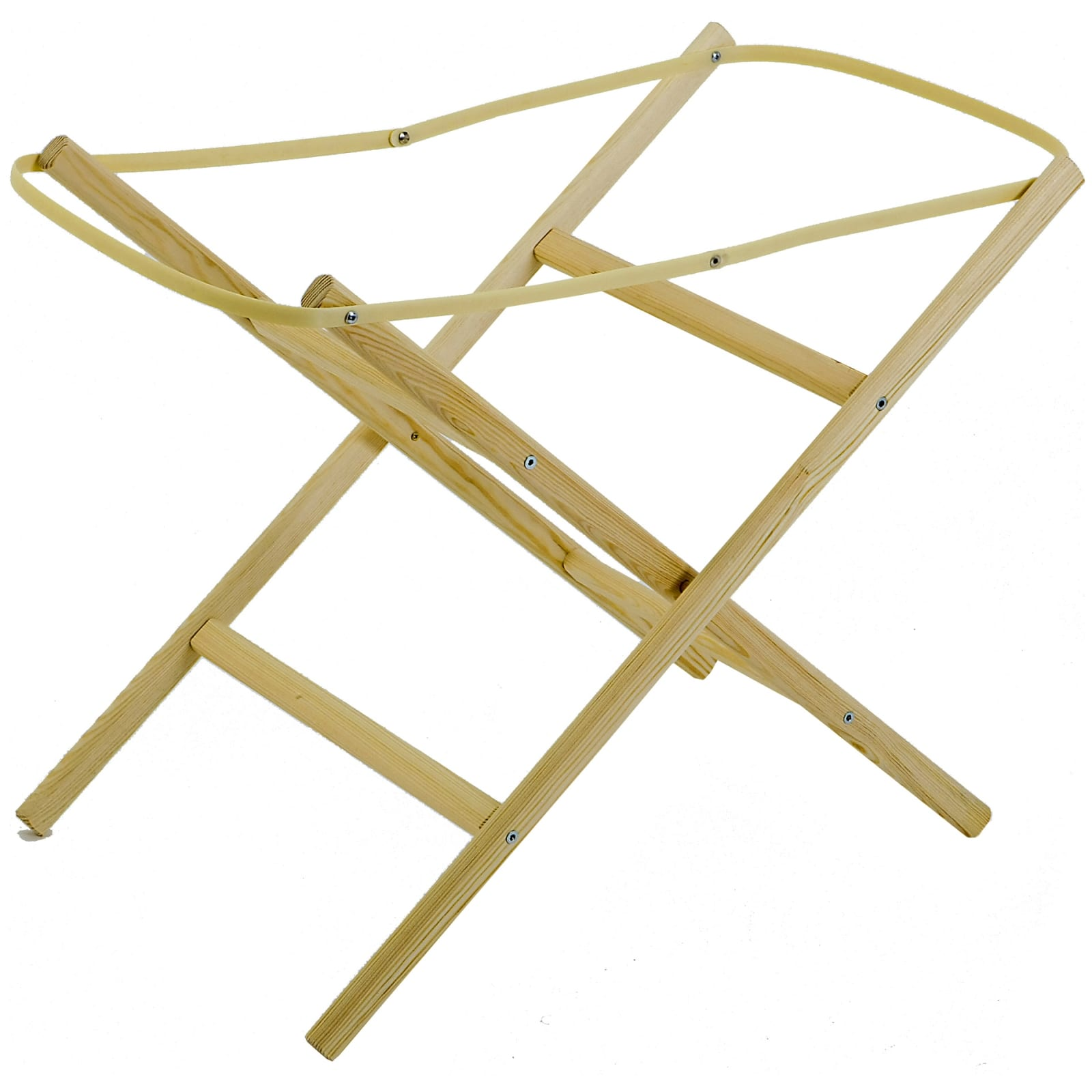 Moses Basket Stand – Pine product image