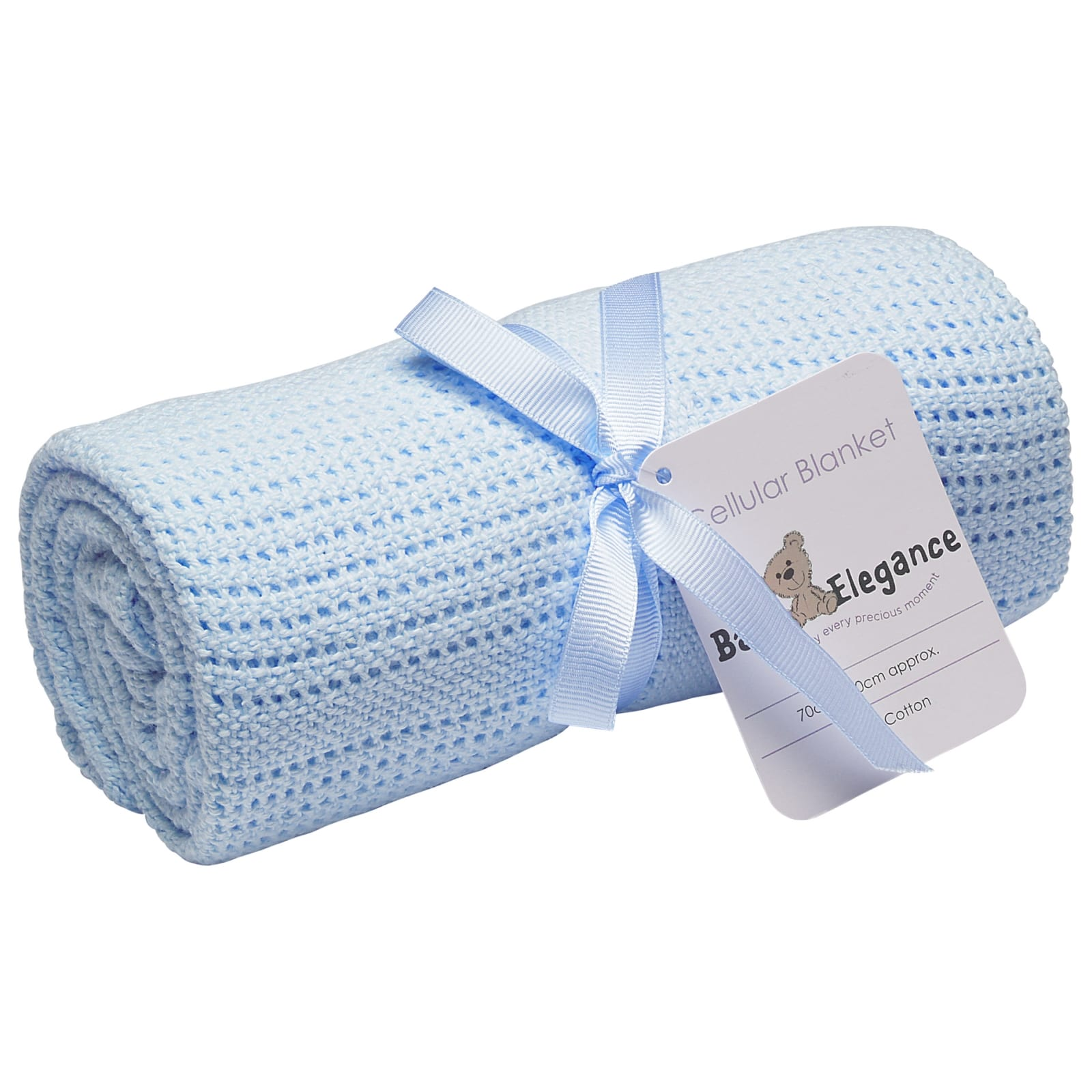 Cellular Blanket Cot Size product image