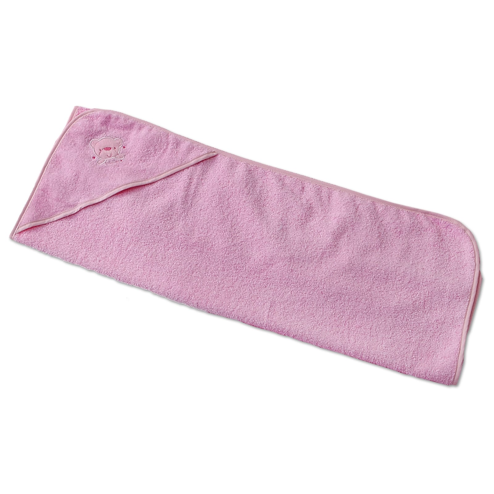 Hooded Towel – Pink product image