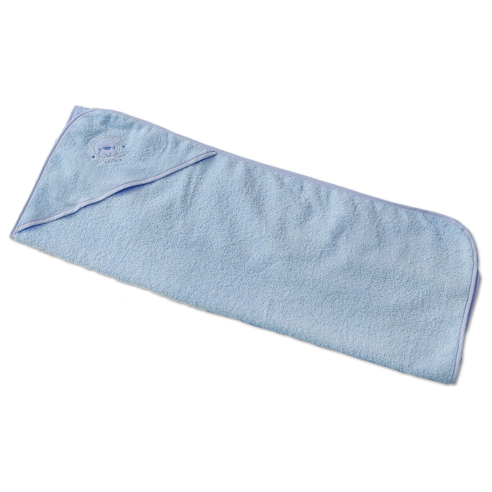 Hooded Towel – Blue product image
