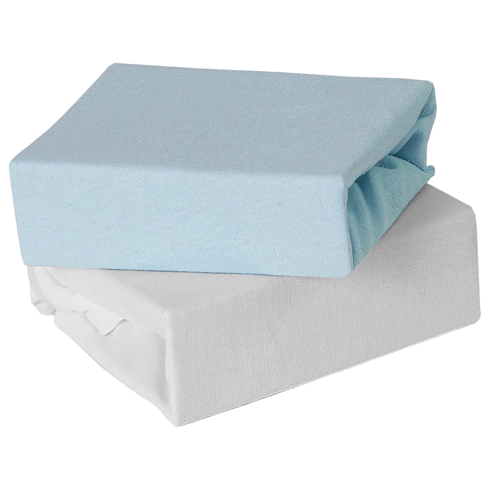 2 Pack Cot Sheets – 60 x 120cm product image
