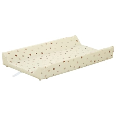 PVC Cot Top Changer - Cream