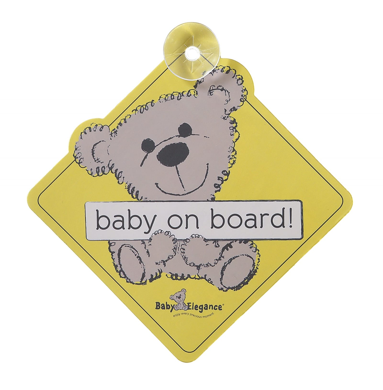 Baby on Board Sign product image