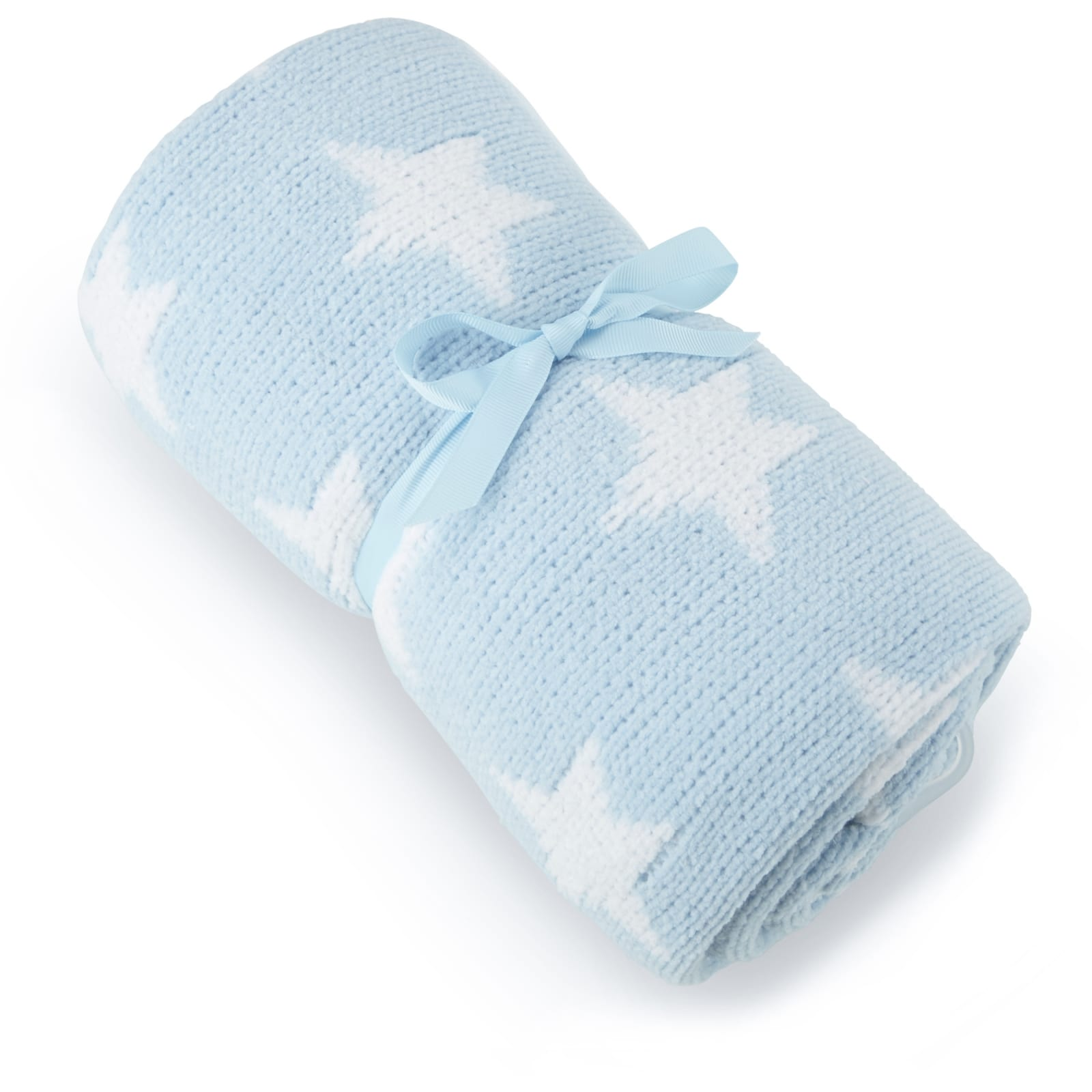 Chenille Blanket – Blue Star product image