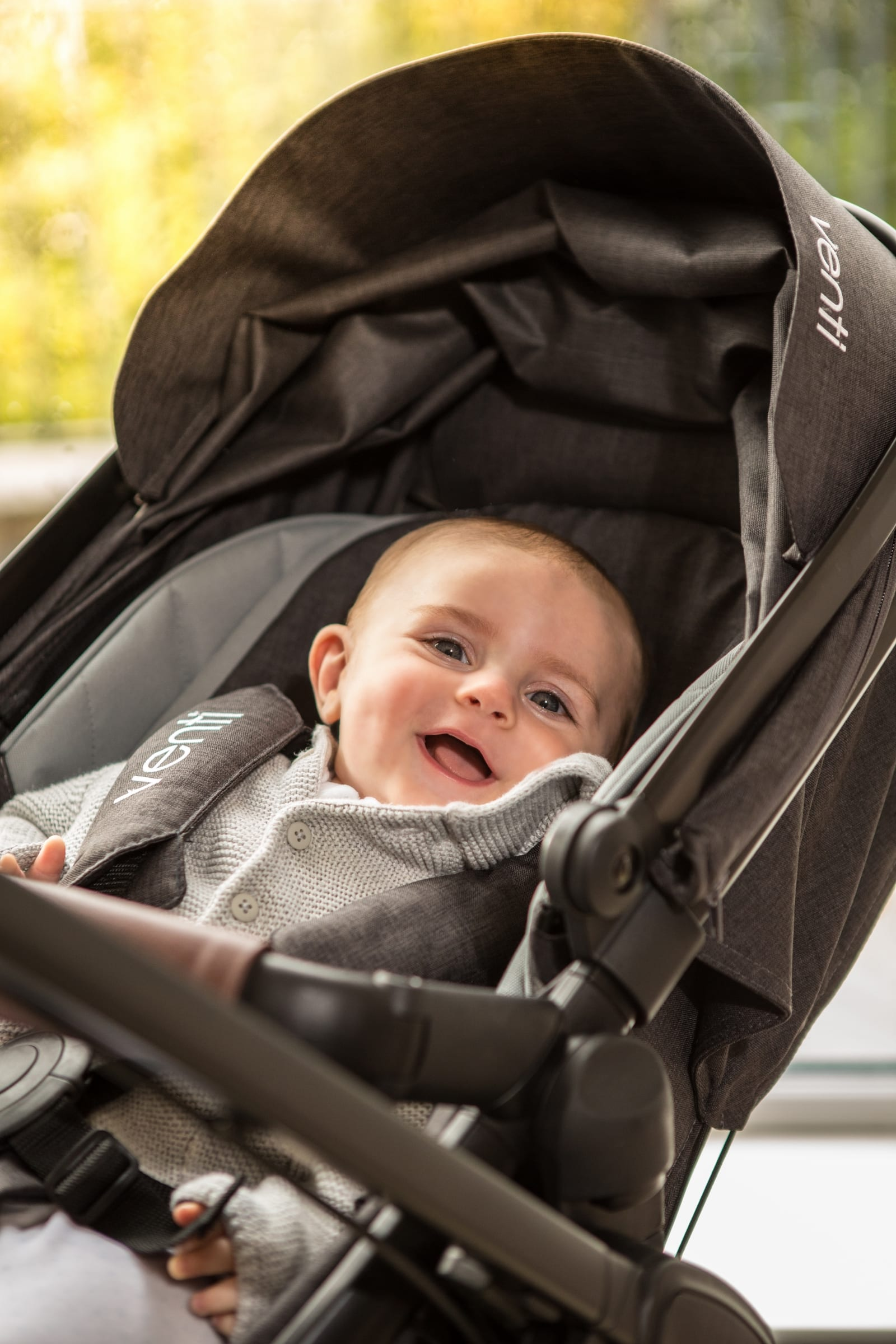 Venti 2 in 1 Pushchair  – Charcoal product image