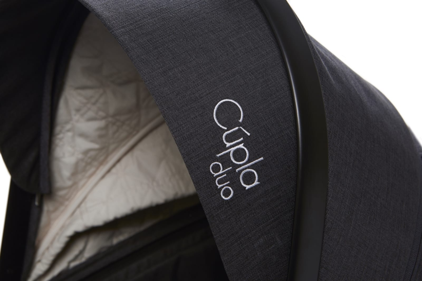 Cupla Duo Twin Travel System – Charcoal product image