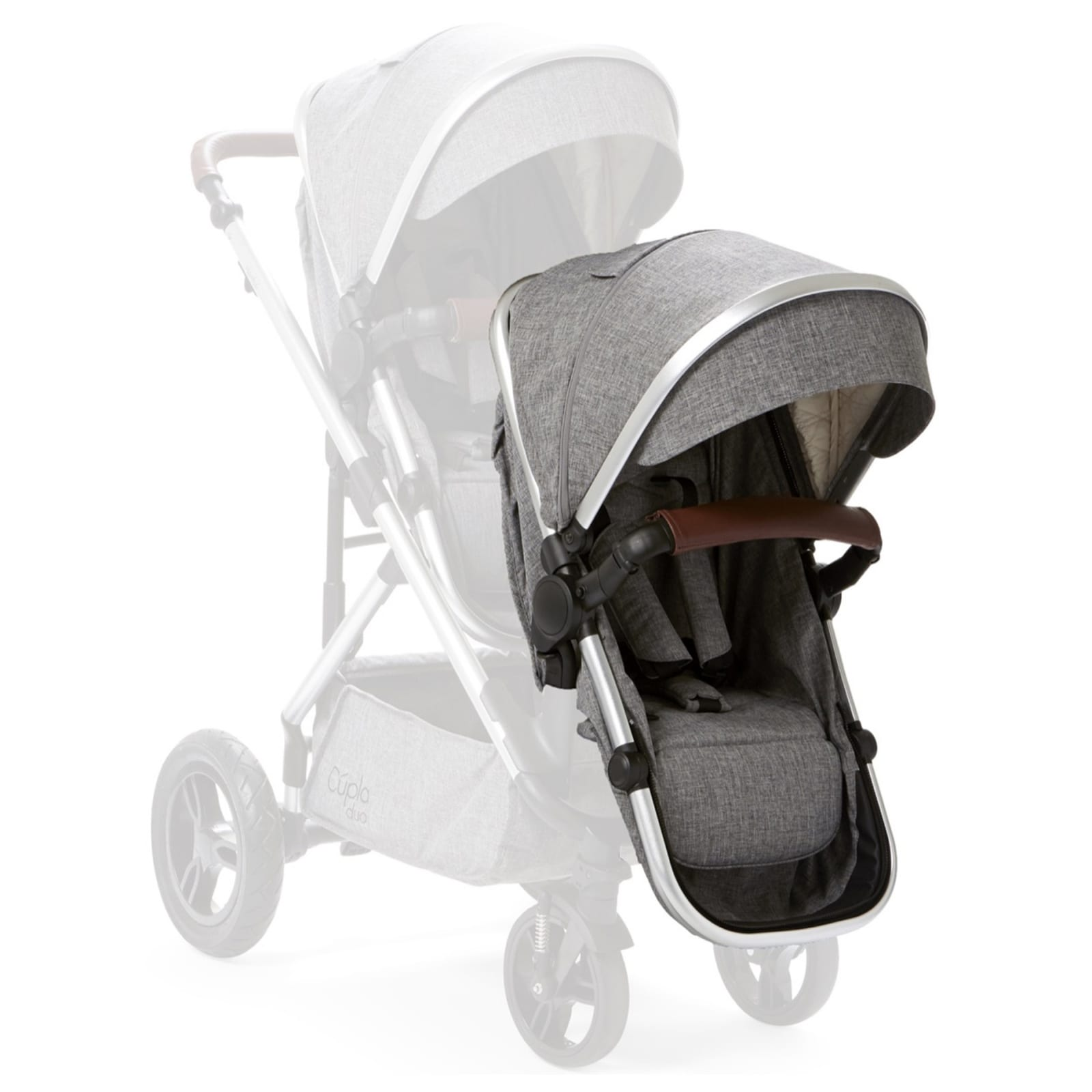 Cupla Duo Second Seat – Grey product image