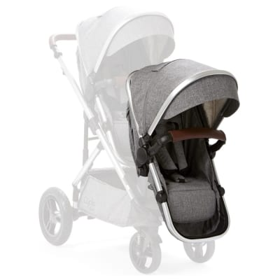Cupla Duo Second Seat - Grey