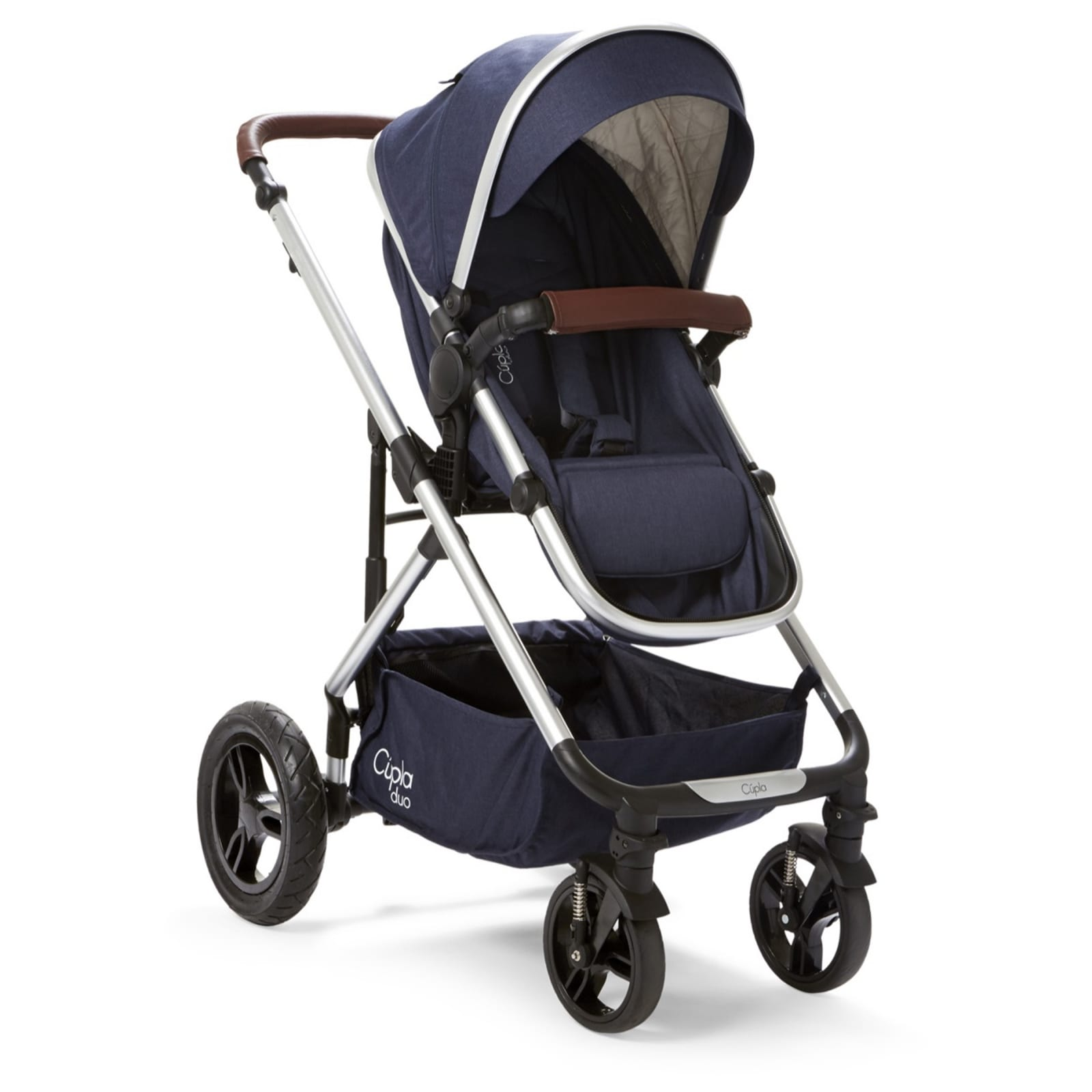 Cupla Duo 2 in 1 Travel System – Navy product image