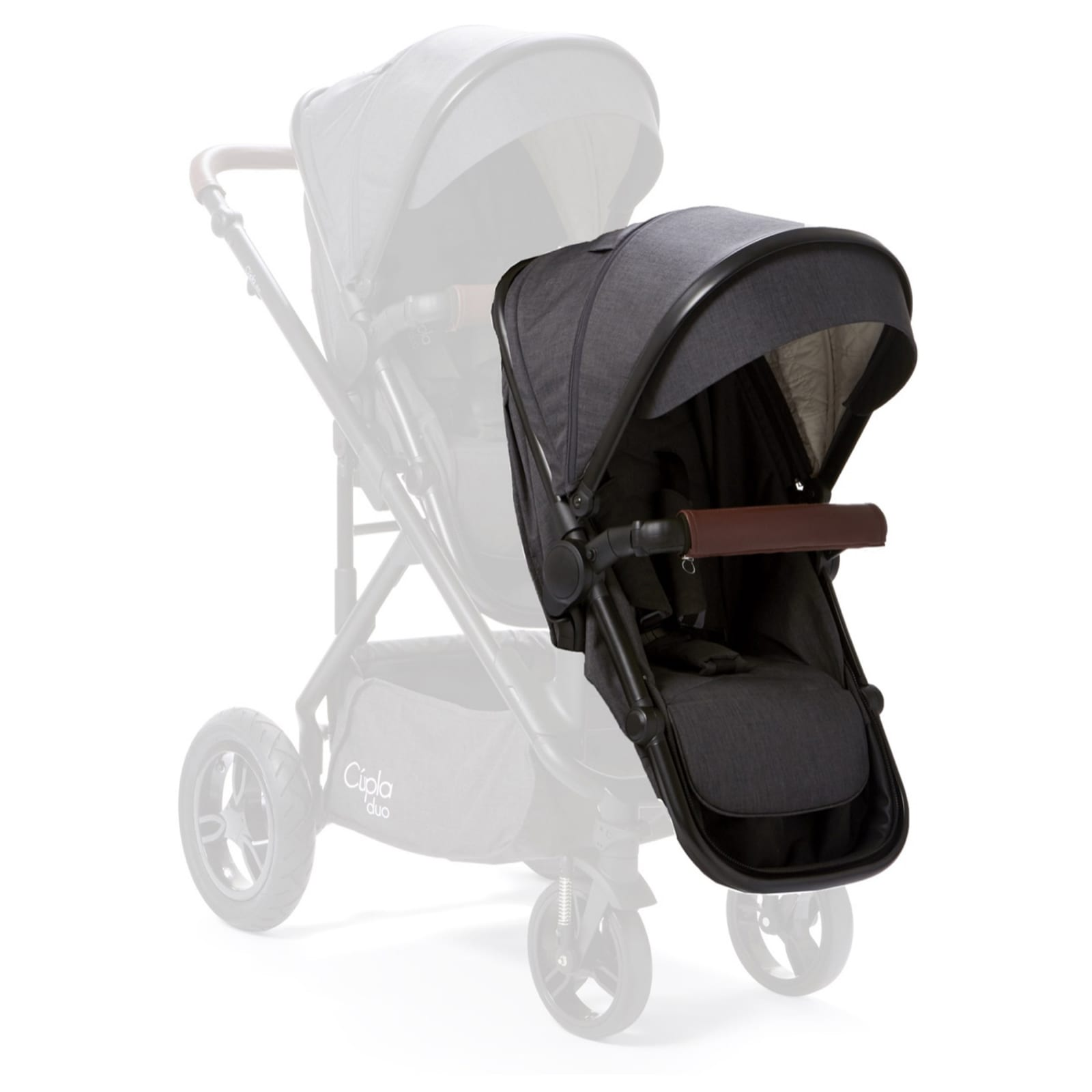 Cupla Duo Second Seat – Black Edition product image
