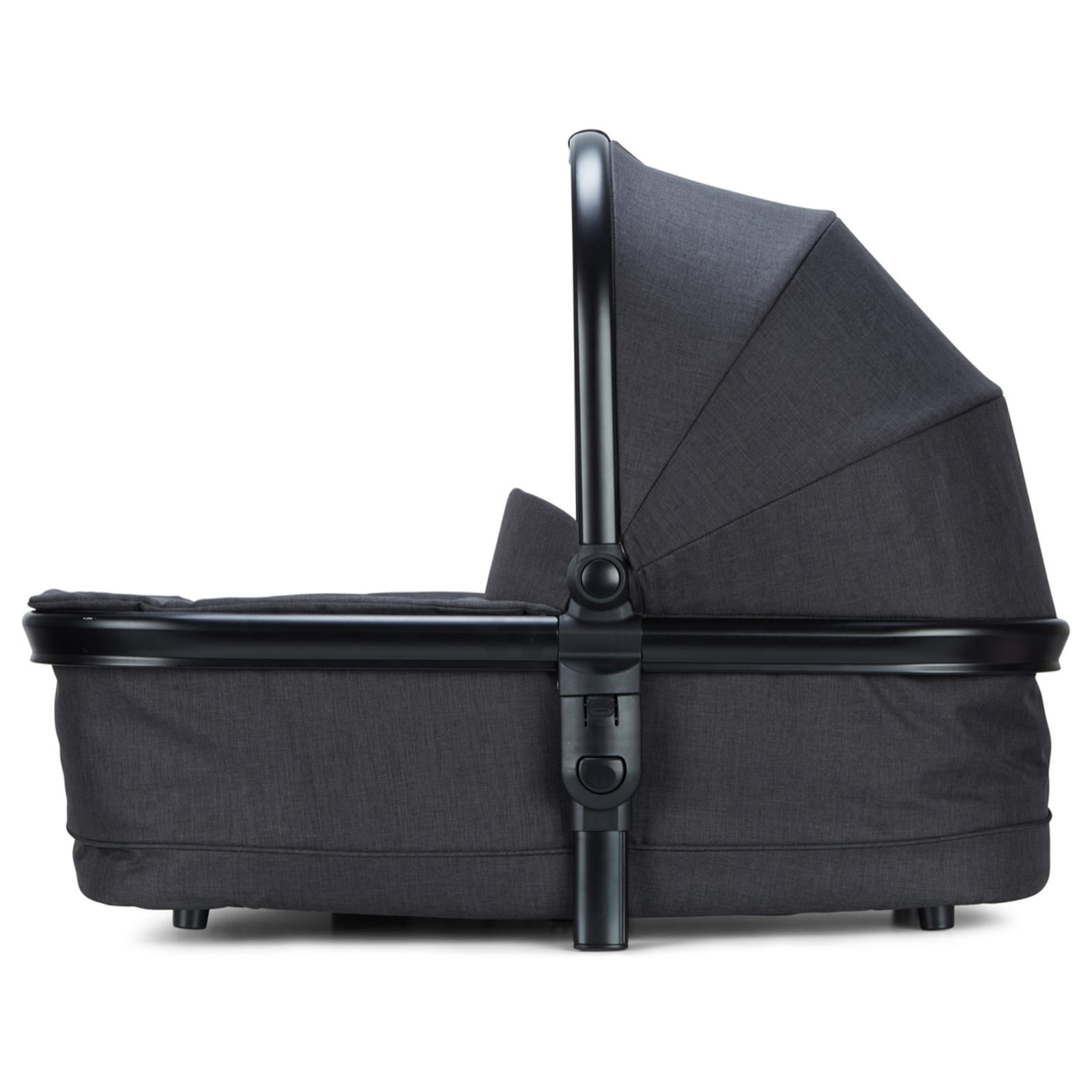 Cupla Duo Carry Cot – Charcoal product image