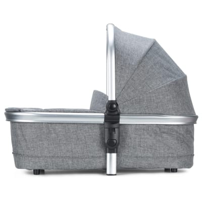 Cupla Duo Carry Cot - Grey
