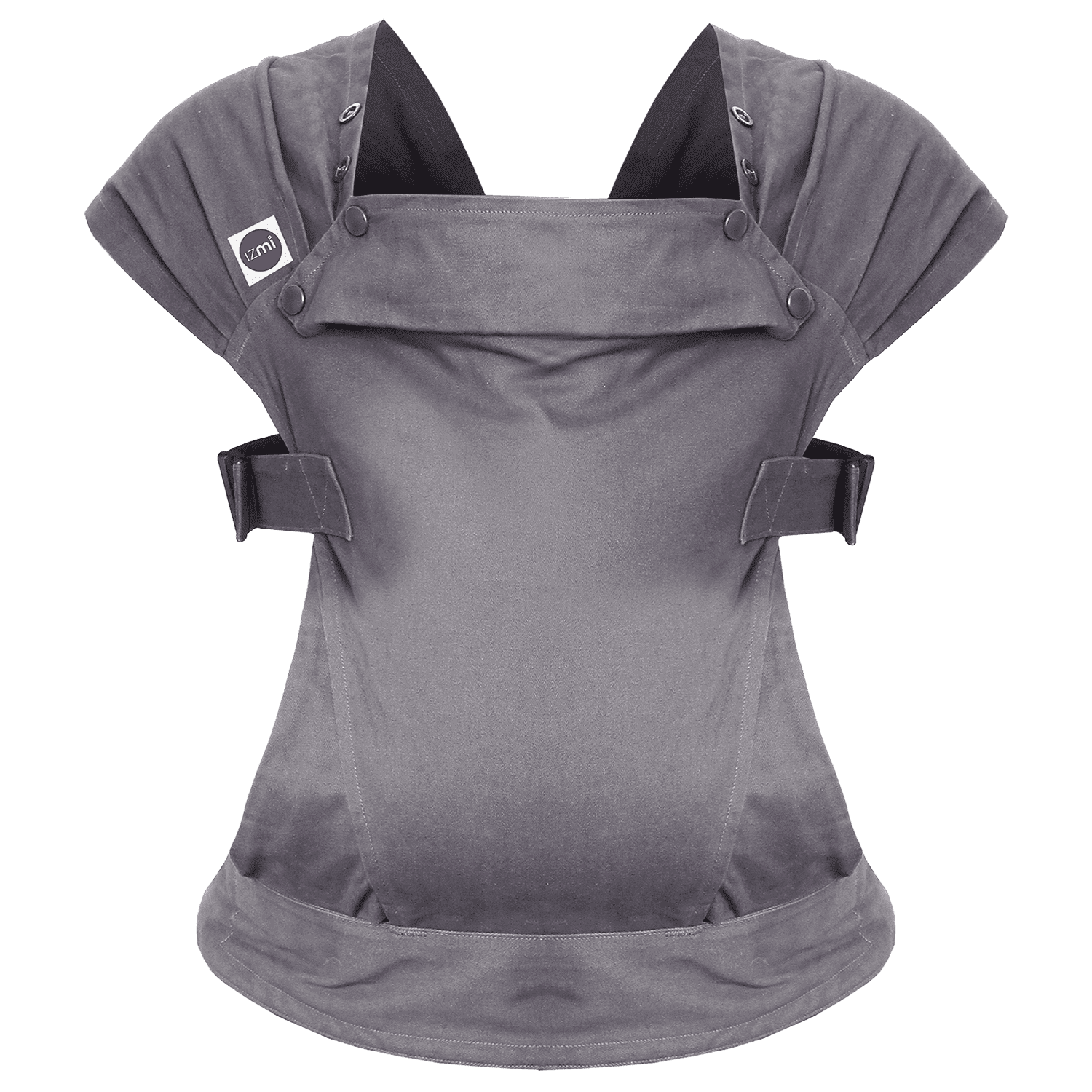 Izmi Baby Carrier / Cotton / Mid Grey product image