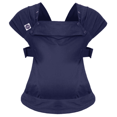 Izmi Baby Carrier / Cotton / Midnight Blue