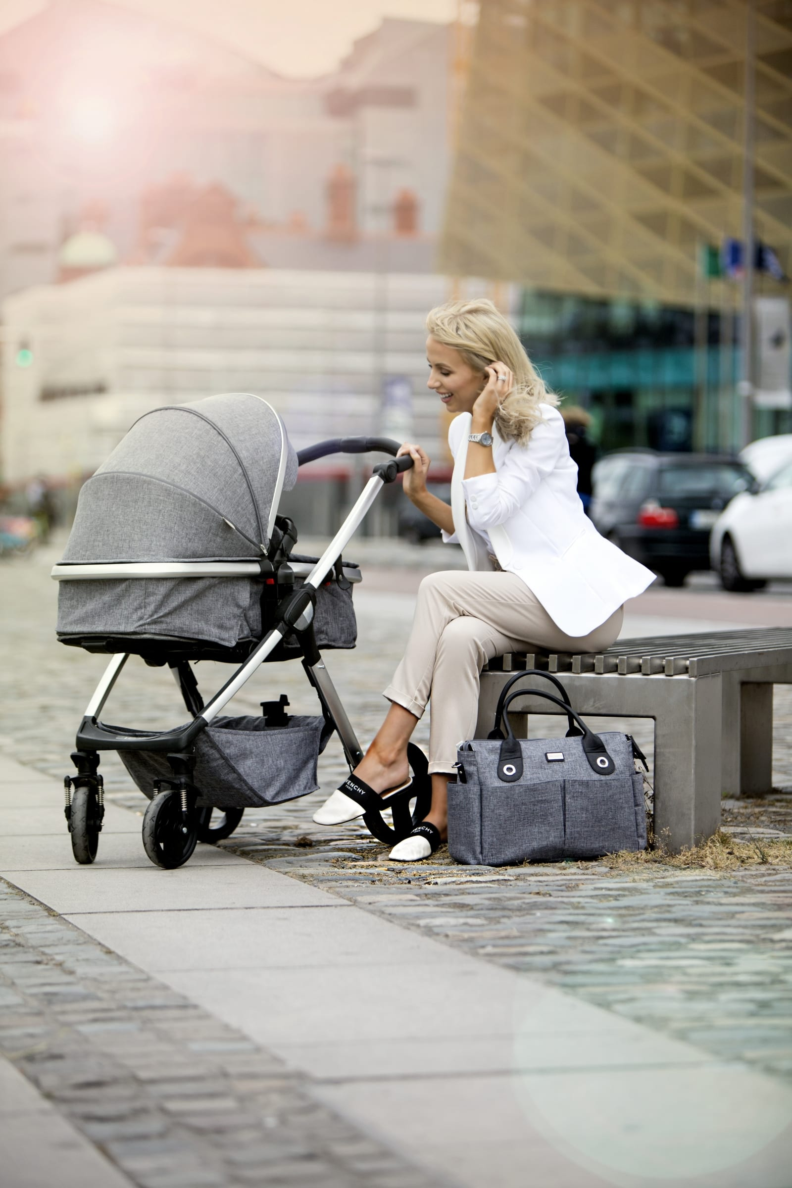 Venti Travel System – Grey product image