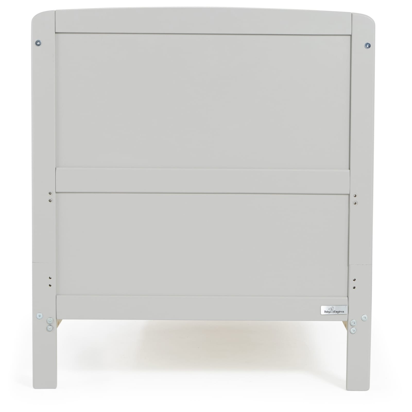 Travis Cot Bed – Grey product image