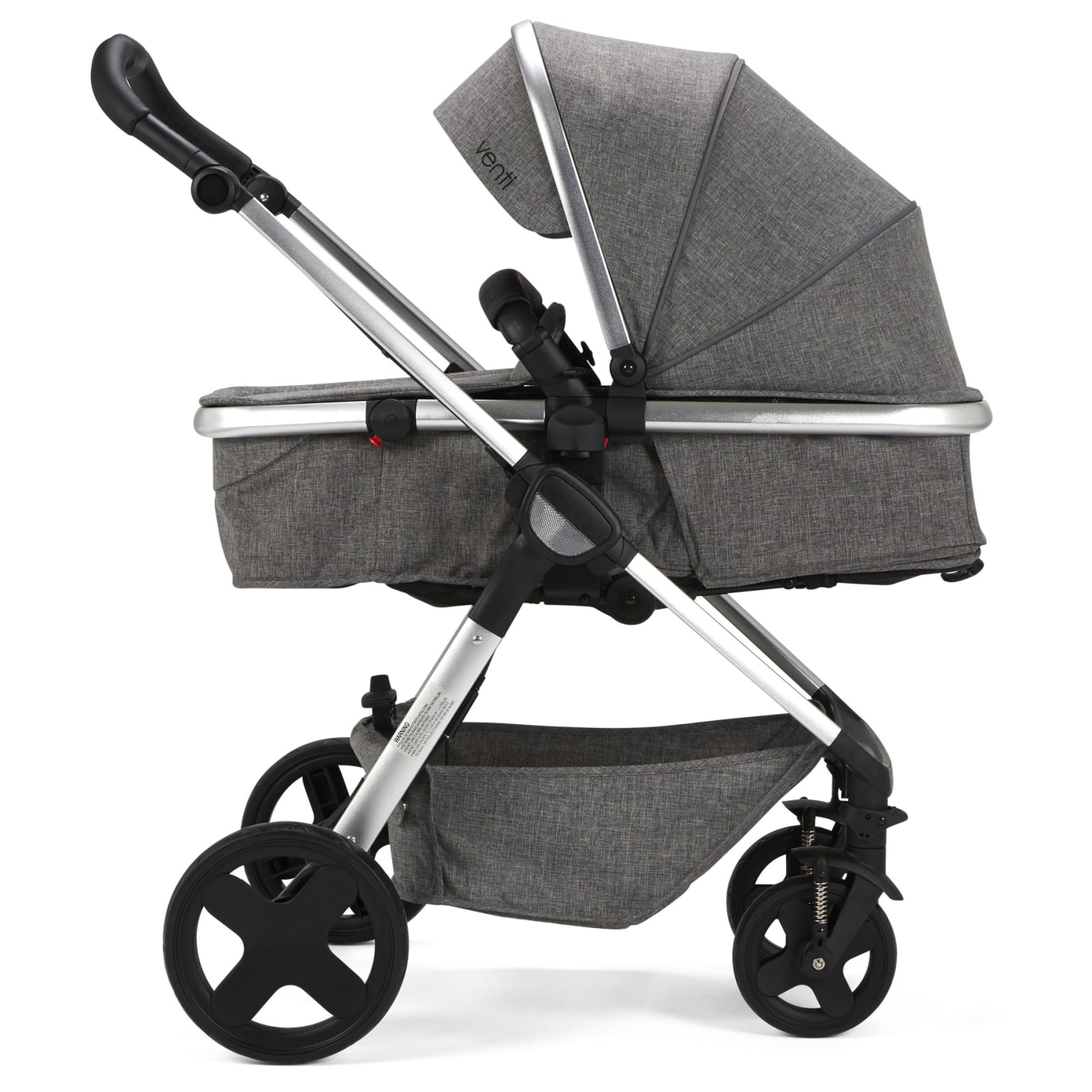 Venti 2 in 1 Pushchair  – Grey product image