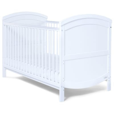 Walt Cot Bed - White