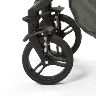 Cupla Duo Front Wheel - Each