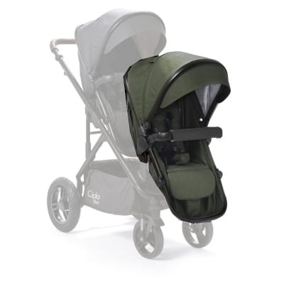 Cupla Duo Second Seat - Forest Green
