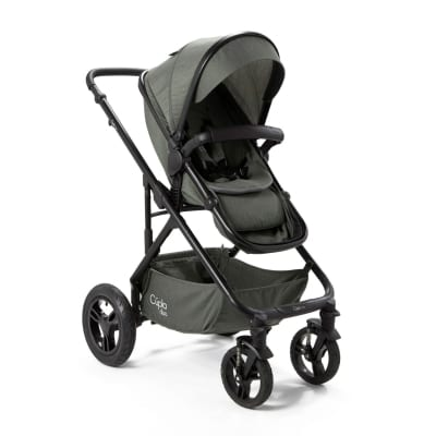 Cupla Duo 2 in 1 Pushchair -  Forest Green