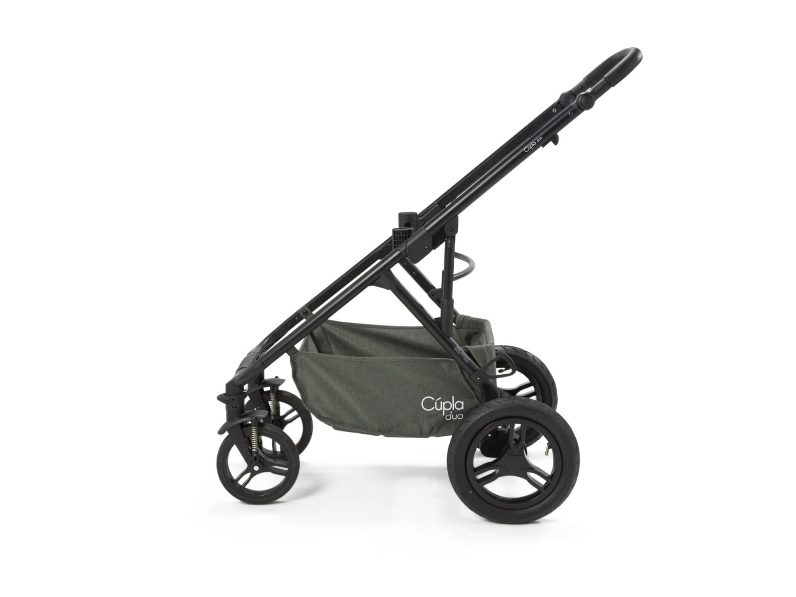 Cupla Duo 2 in 1 Pushchair –  Forest Green product image