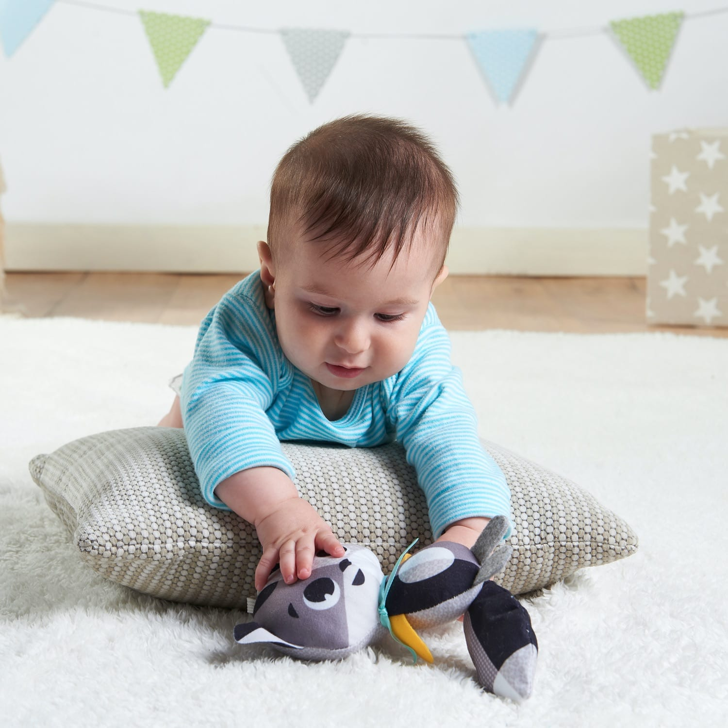 Tiny Love – Tiny Smart rattle Christopher product image