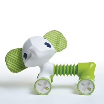 Tiny Love - Rolling Toy Samuel Elephant