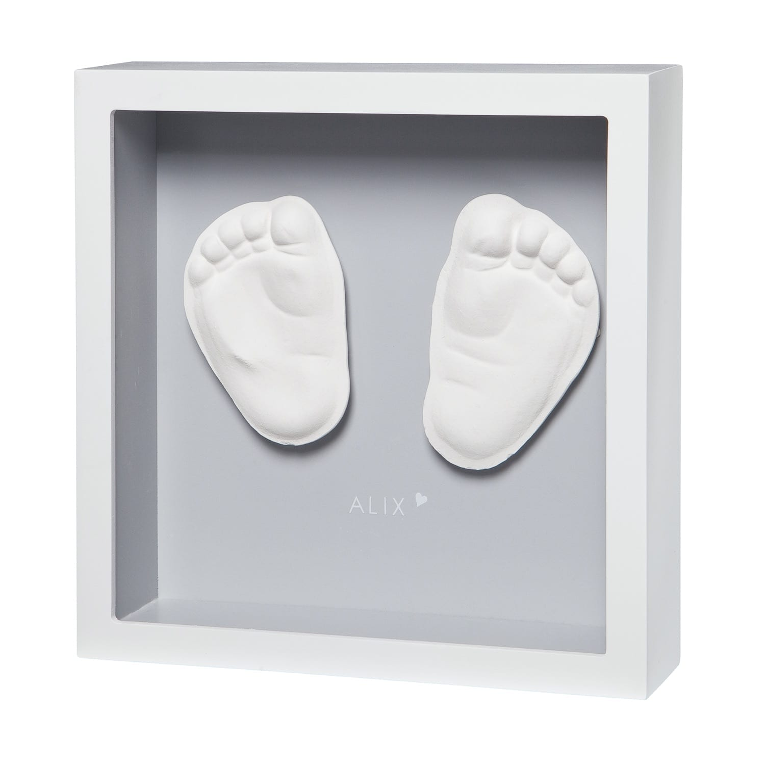 Baby Art – My little steps window sculpture product image