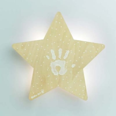 Baby Art - Wall light imprint