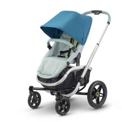 Quinny VNC Pushchair - Grey Twist