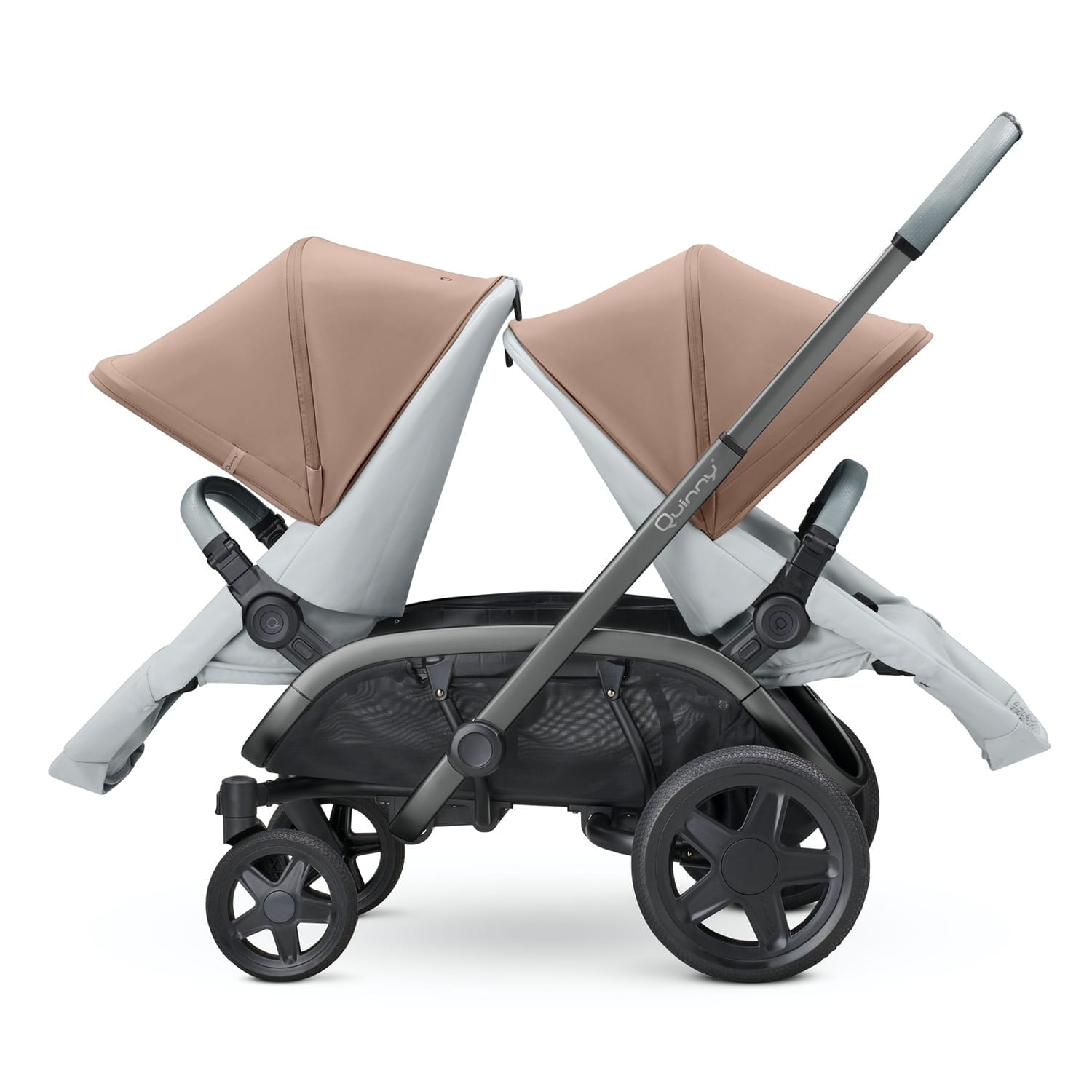 Quinny Hubb Duo seat – Grey product image