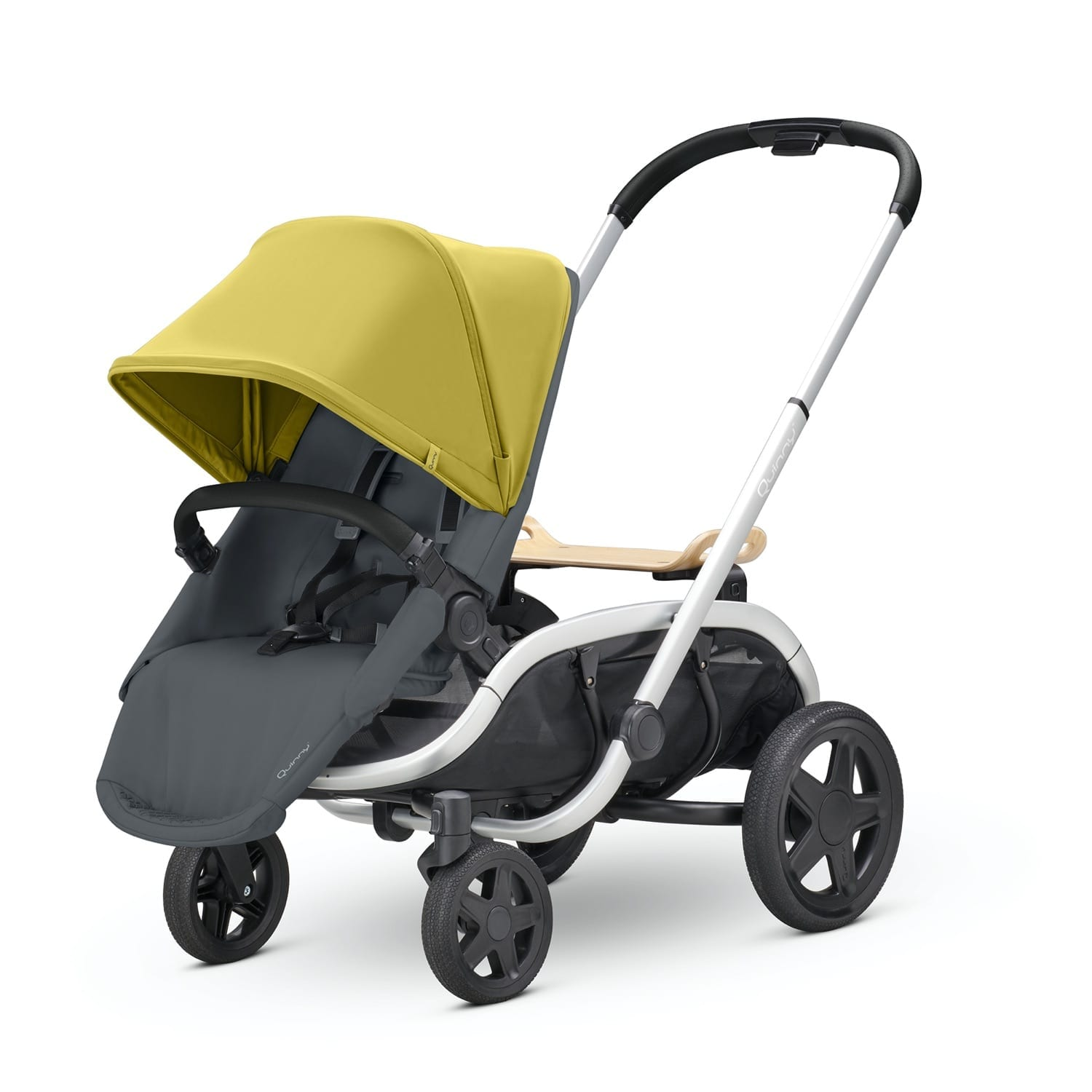 Quinny Hubb Duo seat – Graphite product image