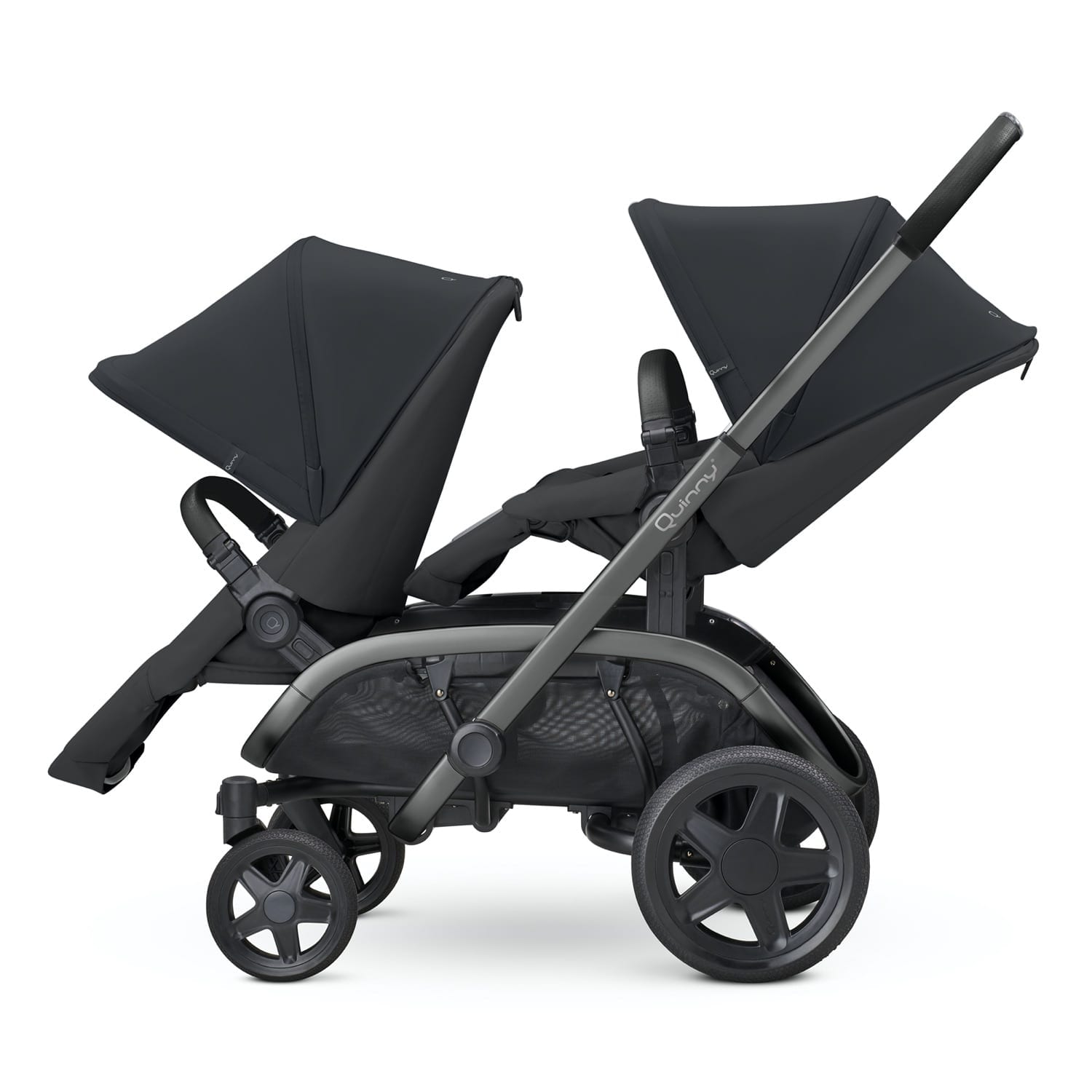 Quinny Hubb Duo seat – Black product image