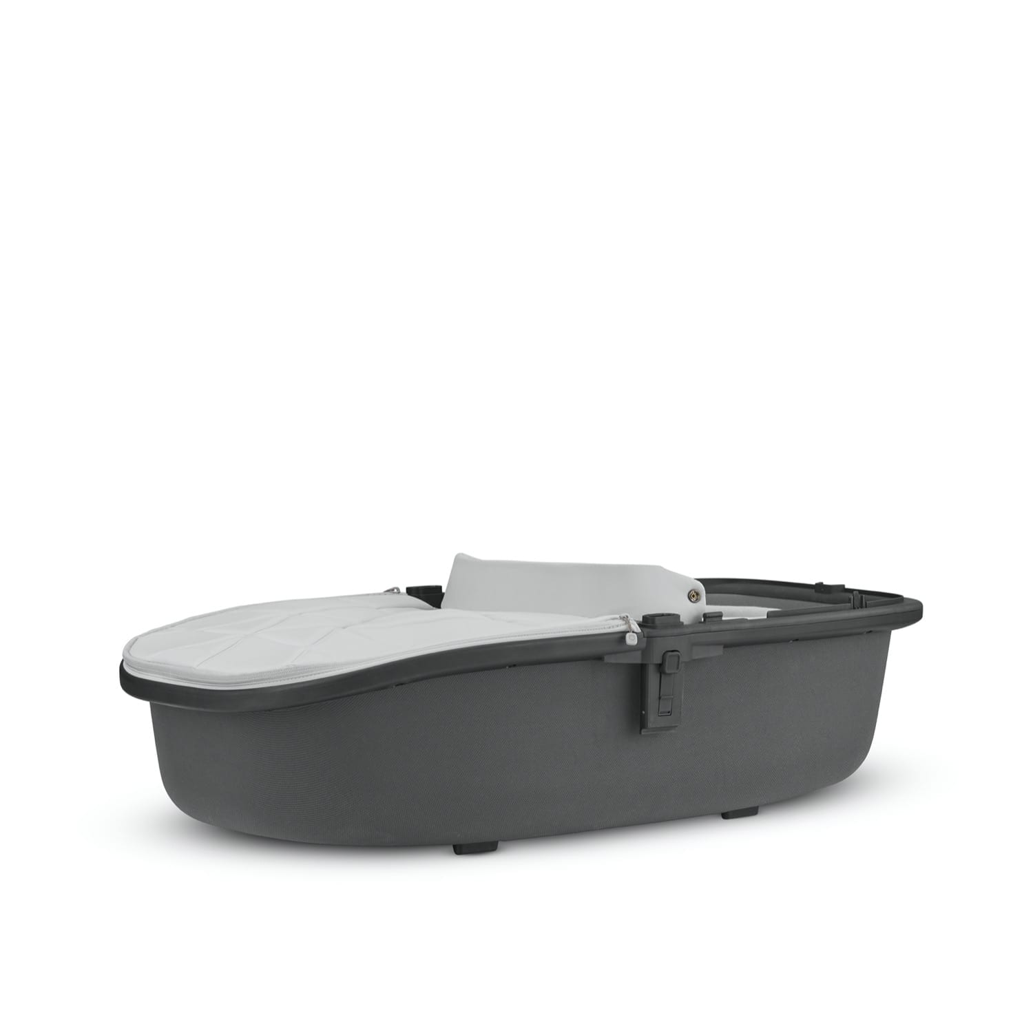 Quinny Hux Carrycot- Grey on Graphite product image