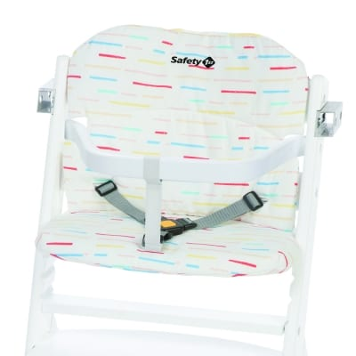 Safety 1st Timba Seat Cushion - Red lines