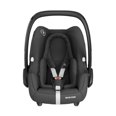 Maxi Cosi Rock i-Size Infant Car Seat- Essential Black
