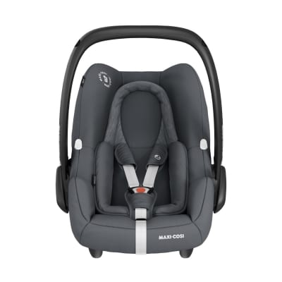 Maxi Cosi Rock i-Size Infant Car Seat- Essential Graphite