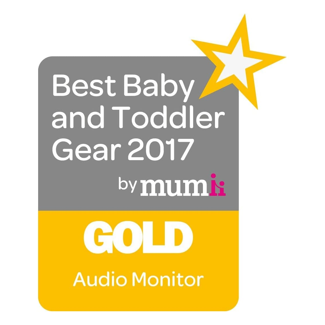 BM450 Audio Baby Monitor Lightshow product image