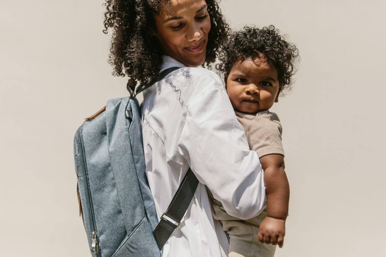 UPPAbaby Changing Backpack: GREGORY product image