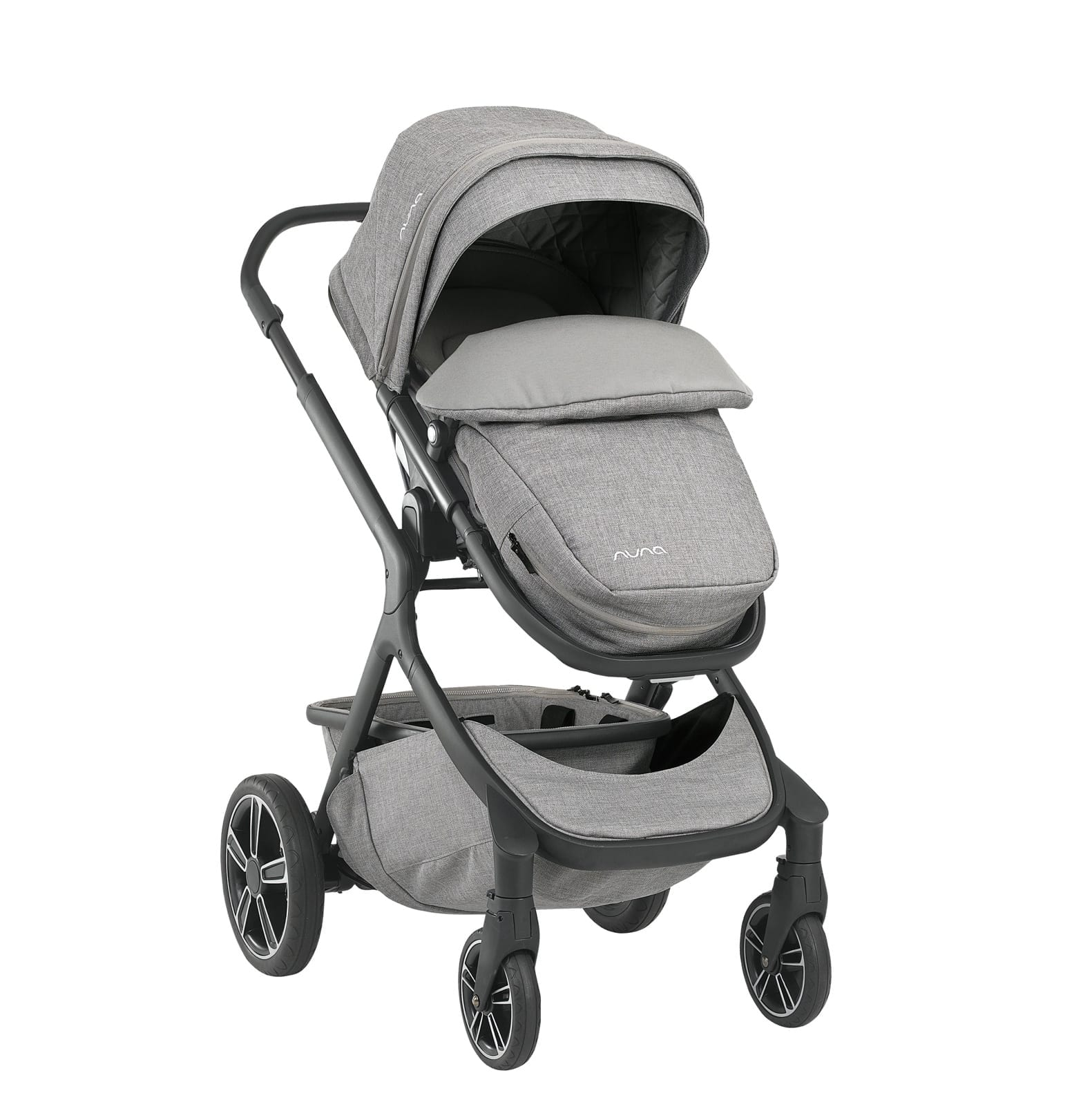 Nuna Demi Grow Pushchair – Frost product image