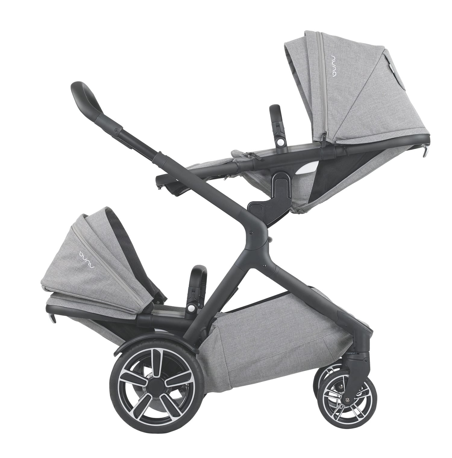 Nuna Demi Sibling Seat Frost product image