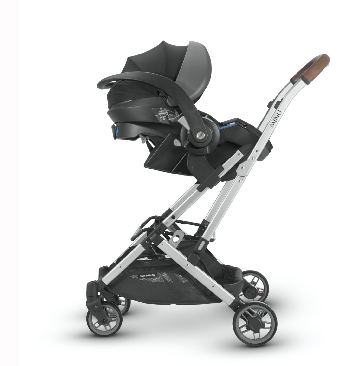 UPPAbaby MINU Adapter for Maxi-COSI, Nuna and Cybex product image