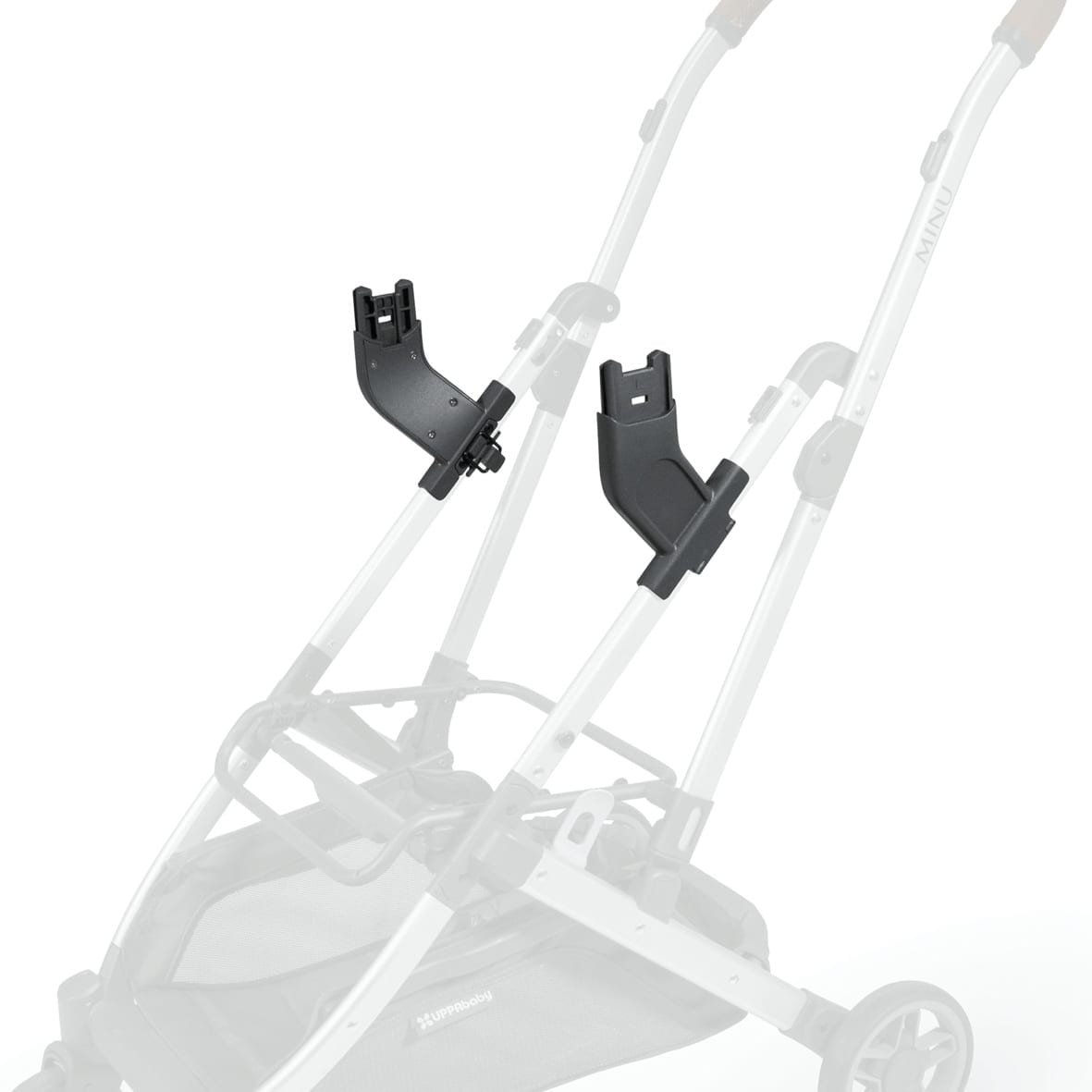 UPPAbaby MINU Infant Car Seat Adapter for MESA product image