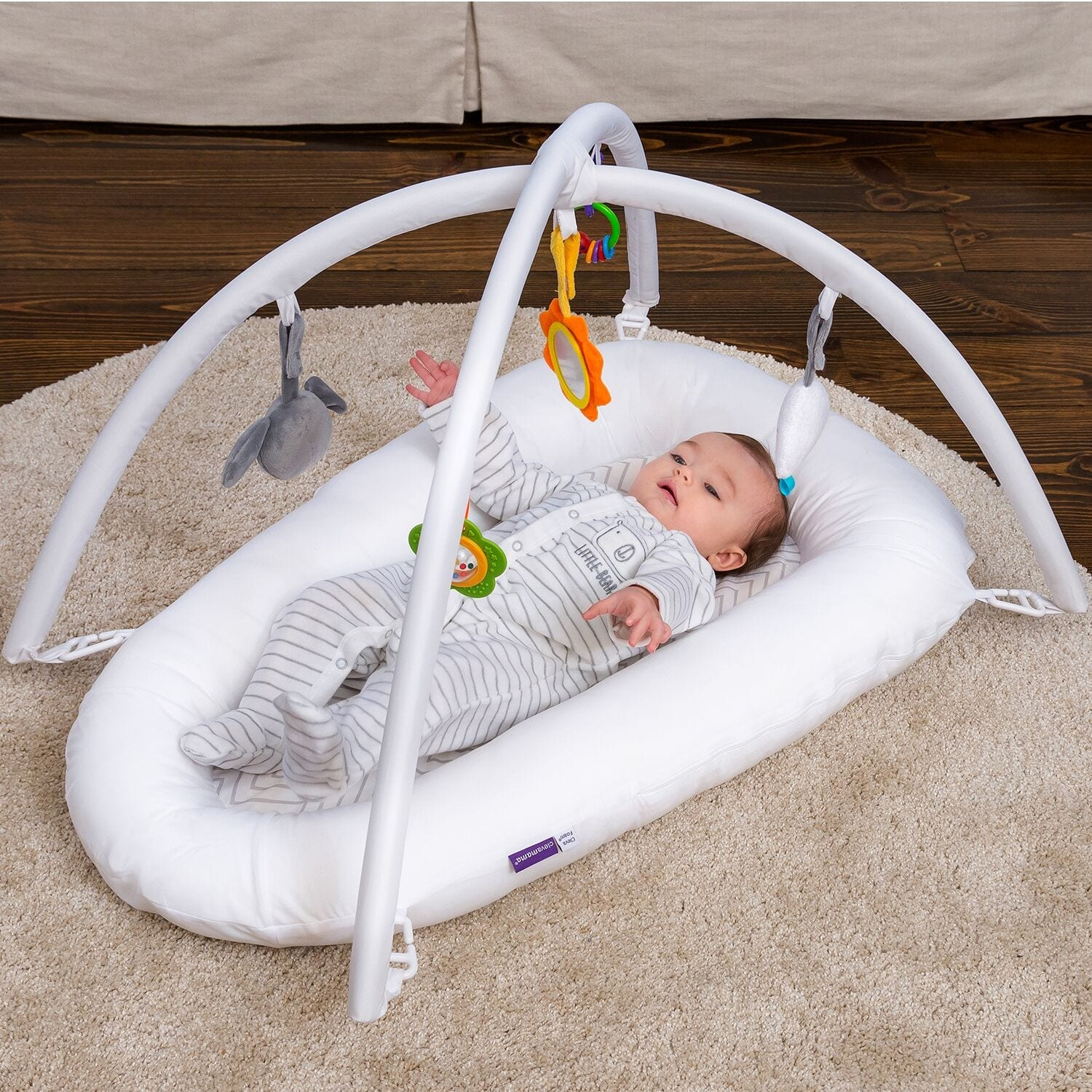 Clevasleep pod play arch-white product image