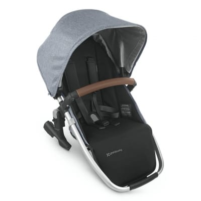 UPPABaby VISTA 2 Rumble Seat - GREGORY