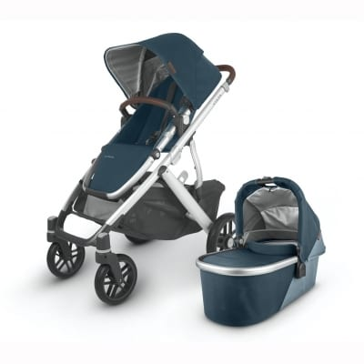UPPABaby VISTA 2 Stroller & Carry Cot  - FINN