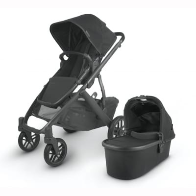 UPPABaby VISTA 2 Stroller & Carry Cot  - JAKE