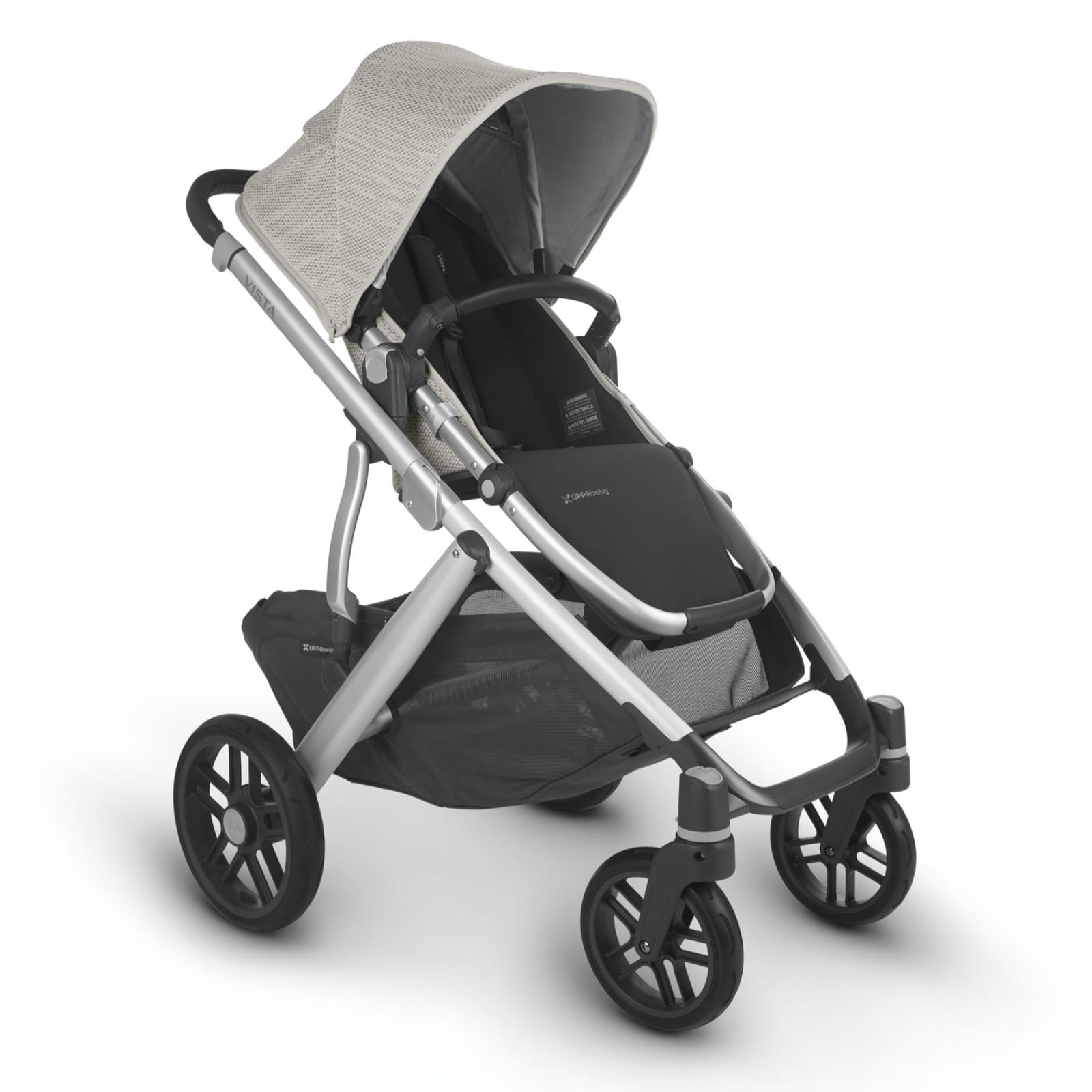 UPPABaby VISTA 2 Stroller & Carry Cot  – SIERRA product image